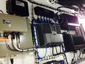 Garmin display wiring - Custom Marine Electronics