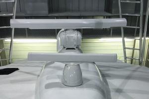 Antenna installation - Custom Marine Electronics